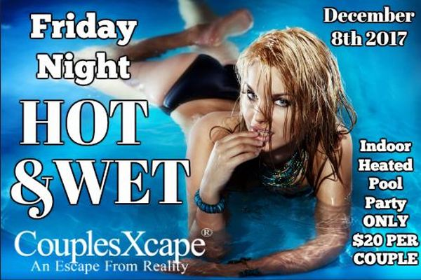 Friday Night Pool Party and Meet & Greet