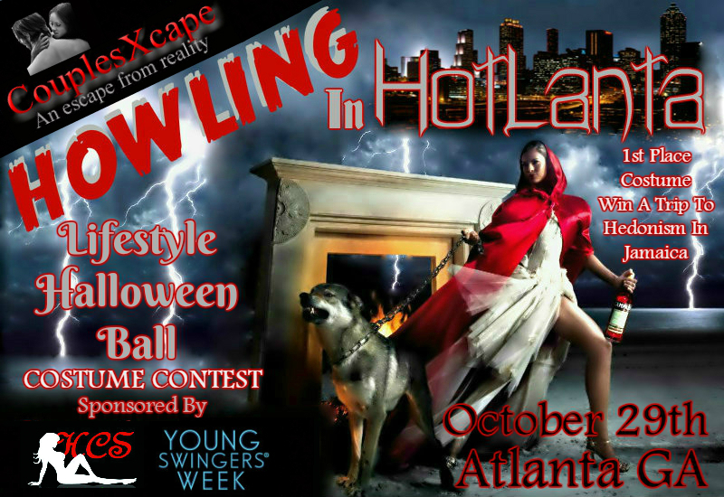 Howling In Hotlanta Halloween Lifestyle Ball