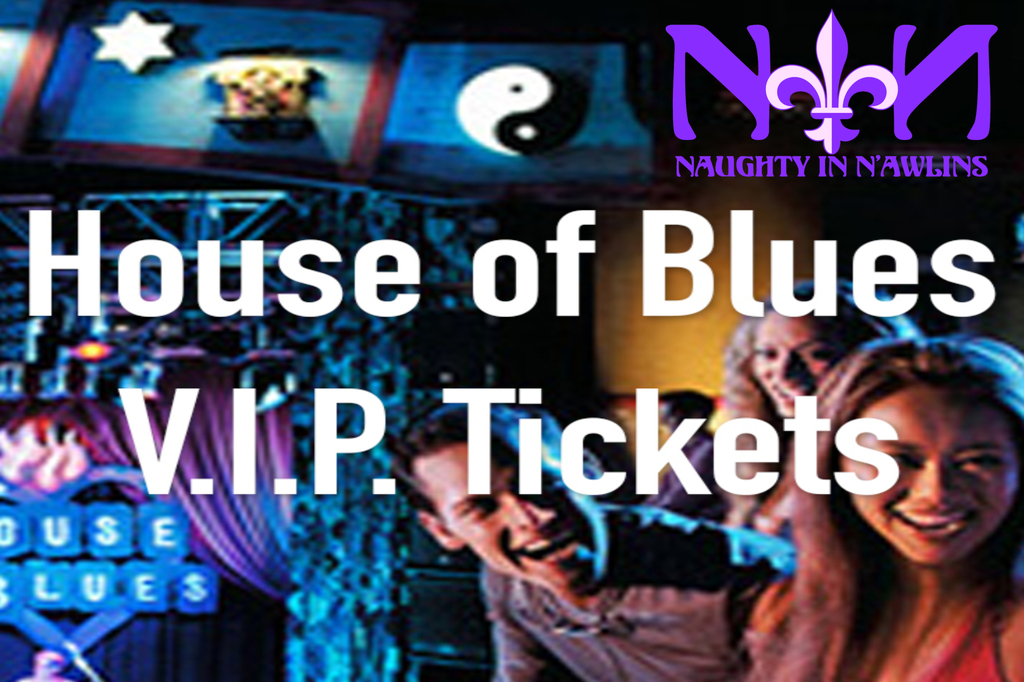 N.I.N House Of Blues V.I.P. Experience