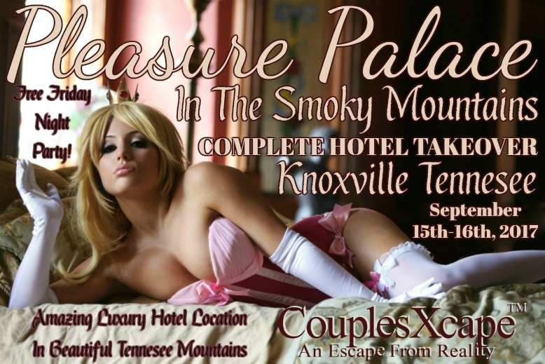 CouplesXcape® Pleasure Palace